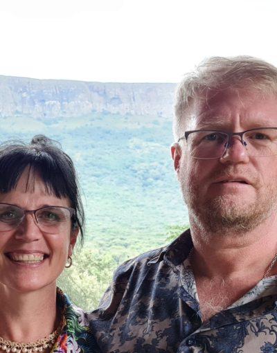 Jean and Saartjie Duvenhage